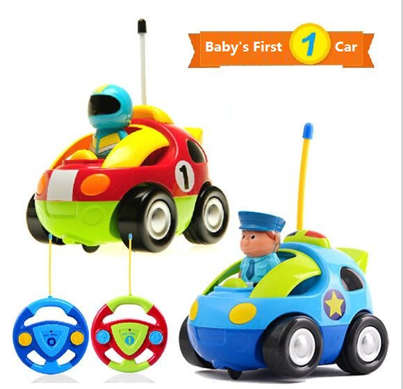 Free Ship Remote Control Baby Car RC Car Baby's First Car Education Learning Toy Best Toys For Children(China (Mainland))