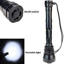 High Power 3*T6 LED Tatical Flashlight  Flash light  3800Lumens CREE XM-L T6 LED Torch Flashlight 5 modes18650 Lampe Torche(China (Mainland))