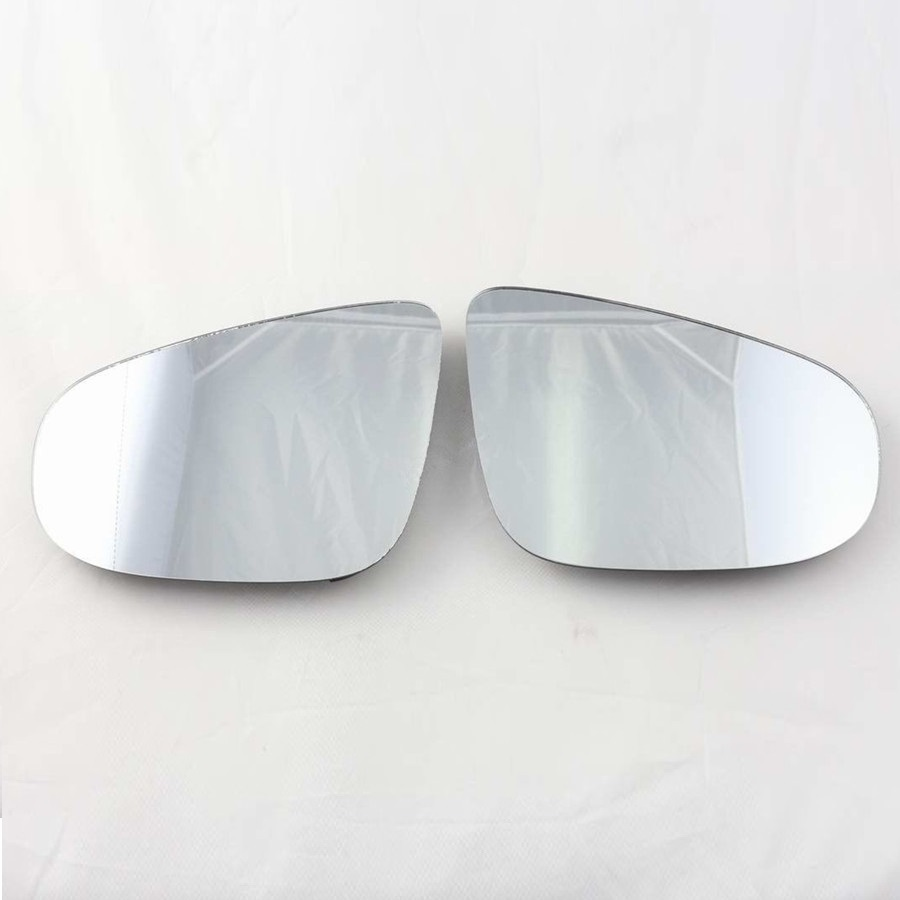 OEM Car Mirror Heating Left & Right Electrical Heated Mirror Glass For Golf Jetta MK5 Passat B6 Rabbit 1K0 857 521 1K0 857 522(China (Mainland))