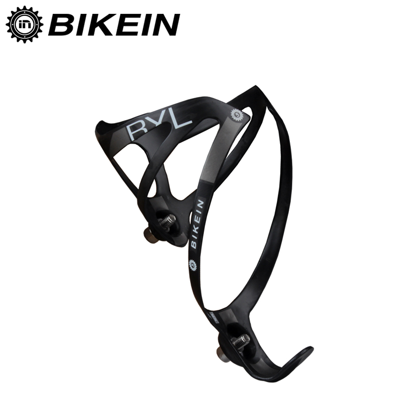 BIKEIN RXL Ultralight Full UD Carbon Mountain Bike Water Bottle Holder Road Bicycle Bottle Cage Black/White MTB Accessories 16g(China (Mainland))