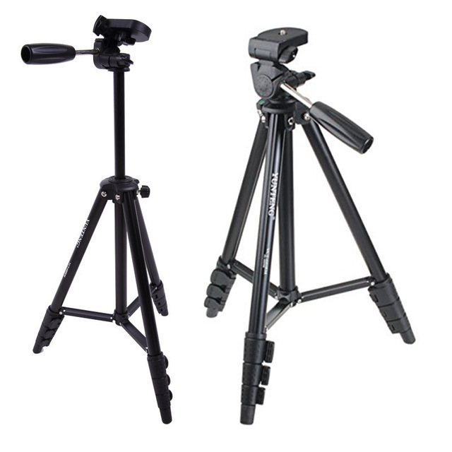 Lightweight Tripod VCT-680 Portable Digital Camera Video DV Mount Bracket(China (Mainland))