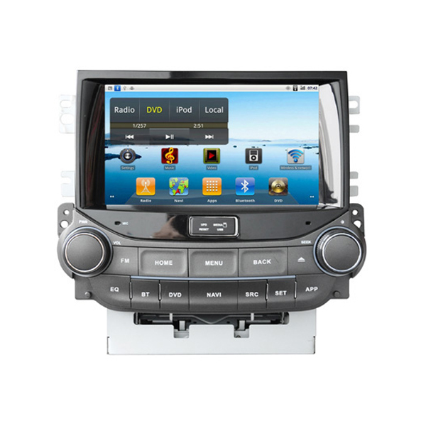 Android 2.3 car DVD GPS for Chevrolet Malibu 2012-2013 with Capacitive screen,Canbus,Support OBD Car DVR 3G WiFi+Free shipping !(China (Mainland))
