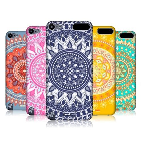 DESIGNS MANDALA HARD BACK CASE COVER FOR APPLE iPOD TOUCH 5G 5TH GEN(China (Mainland))