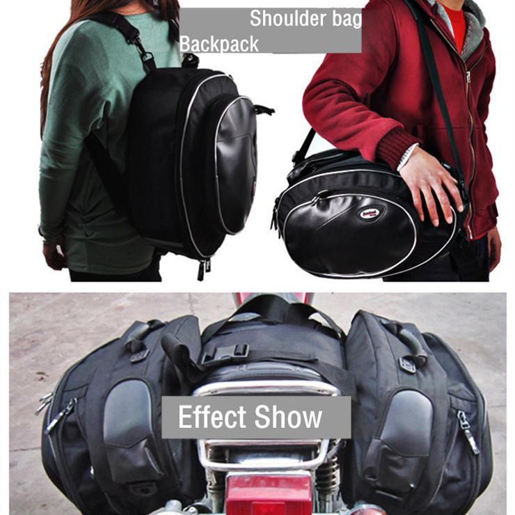 2015 New Arrive 1Pair/ 2Pcs High quality Waterproof PVC Tank Motorcycle Riding Bag, Motorbike Equipment Storage Bag Helmet Bag<br><br>Aliexpress