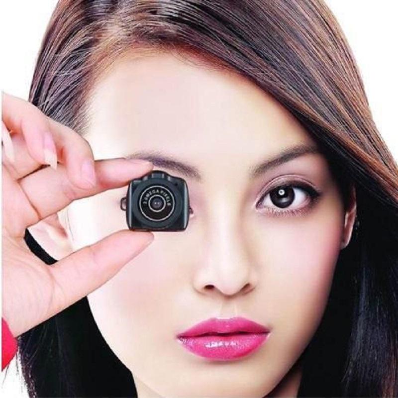 2016 Newest Spy Mini Camera Y2000 Video Voice Recorder Webcam Micro Camera Smallest Camara Espia Hidden Digital Bathroom Camera(China (Mainland))