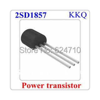Транзистор D1857 2sD1857 /92 NPN 100pcs/lot 120V 1.5A
