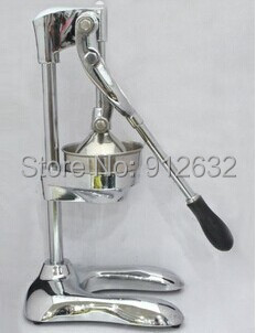 #stainless steel fruit manual juicer,lemon orange juicer,hand juicemaking machine