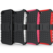 Heavy Duty Impact Hybrid Armor Kick-stand Case apple iphone 4 4G 4S 5 5S SE 5SE 5G TPU PC Mobile phone hard Protective cover - Global Trading Co., LTD store