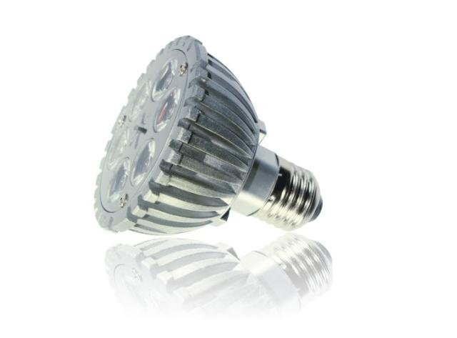 Dimmable led PAR20 Spotlight;with triac dimmer;E26/E27 Base;6*1W;Edision Chip;CCT:2800K,4500K,6500K;450lm