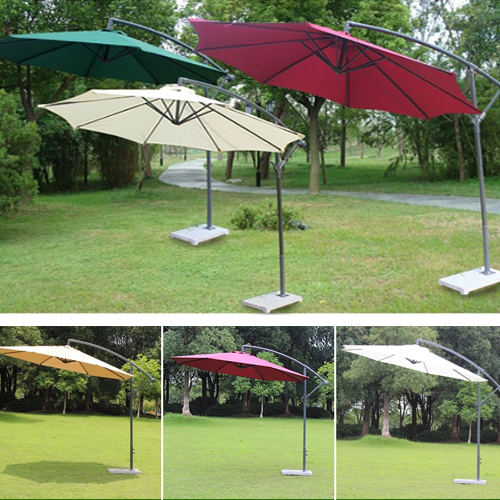 3 m outdoor umbrellas patio umbrella tables and chairs combination of banana beach shade wind riot<br><br>Aliexpress