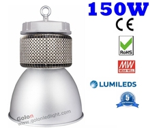 Free shipping dome led industrial projector light 150W 5 years warranty factory price led dome lamp 150 watt led(China (Mainland))