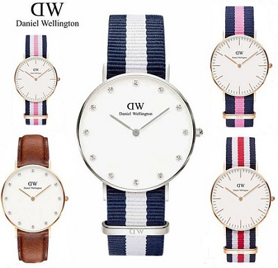 2015 new top brand daniel wellington watches women fashion luxury watch clock women dw quartz watch montre femme 36mm