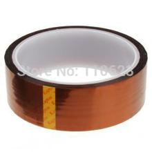 25mm* 30M long cheap high temperature resistant polyimide tape for your reprap 3d printer