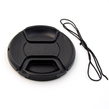 67mm Lens Cap with Holder Leash Strap