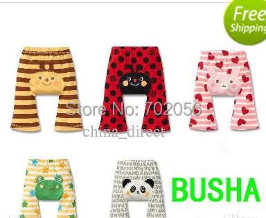 Busha toddler boy girl cotton spring summer autumn PP Pant Tights 30pair/lot(China (Mainland))