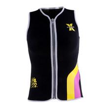 3mm vrouwen Wetsuits Neopreen Rits Wetsuit Vest Lente Pak voor Duiken Surfen Windsurf Kitesurfen Badpak Badmode(China)