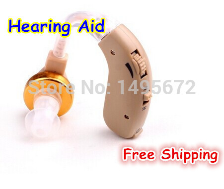 New AXON Behind Ear style Hearing Aid sound voice amplifier mini ear Hearing Aids aparelho auditivo F-137 amplificador(China (Mainland))