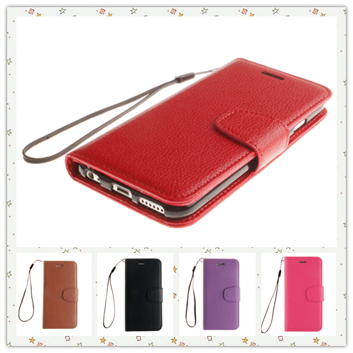 Telephone Luxury Wallet Picture Slot Leather Cover for Sony Xperia Z5 mini Phone Case soft TPU Coque Wallet Pouch(China (Mainland))
