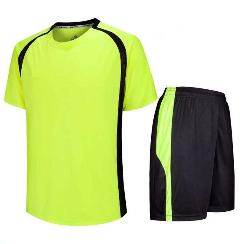 2017 Survetement Football Jerseys Soccer Training Pants Suit Set Maillot De Foot Futbol Shirts Shorts Tracksuit DIY Print Custom(China (Mainland))