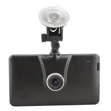 7″ Android Quad-core Car GPS Navigation 1080P Car DVR Vehicle Truck GPS Navigator MT8127 Bluetooth  Free Maps Quick Charge 2.0