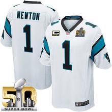 Cam Newton Jerseys NFL Carolina Game Football Jersey - Black(China (Mainland))