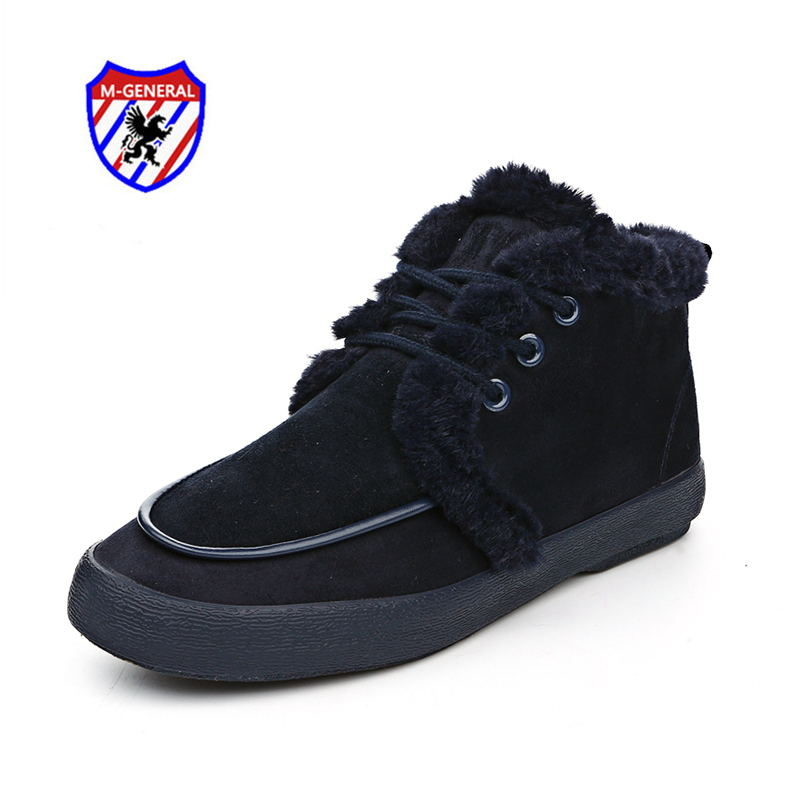 M.GENERAL Women Winter Style Ankle Boots Woman Fashion Casual Shoes Snowshoe Walking Booties Zapatos Mujer Scarpe Donna M6925(China (Mainland))