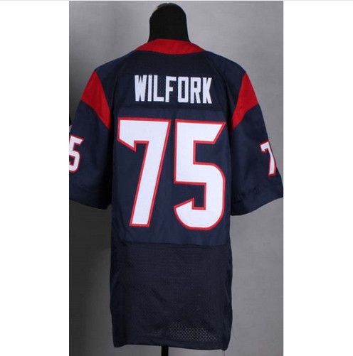 #75 Vince Wilfork Jersey Elite Football Jersey Best quality Authentic Sports Jerseys Embroidery Logo Accept Mix Order(China (Mainland))