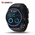 LEMFO LF18 Bluetooth Smart Watch Support SIM TF Card Heart Rate Monitor Clock Pedometer MTK2502 For