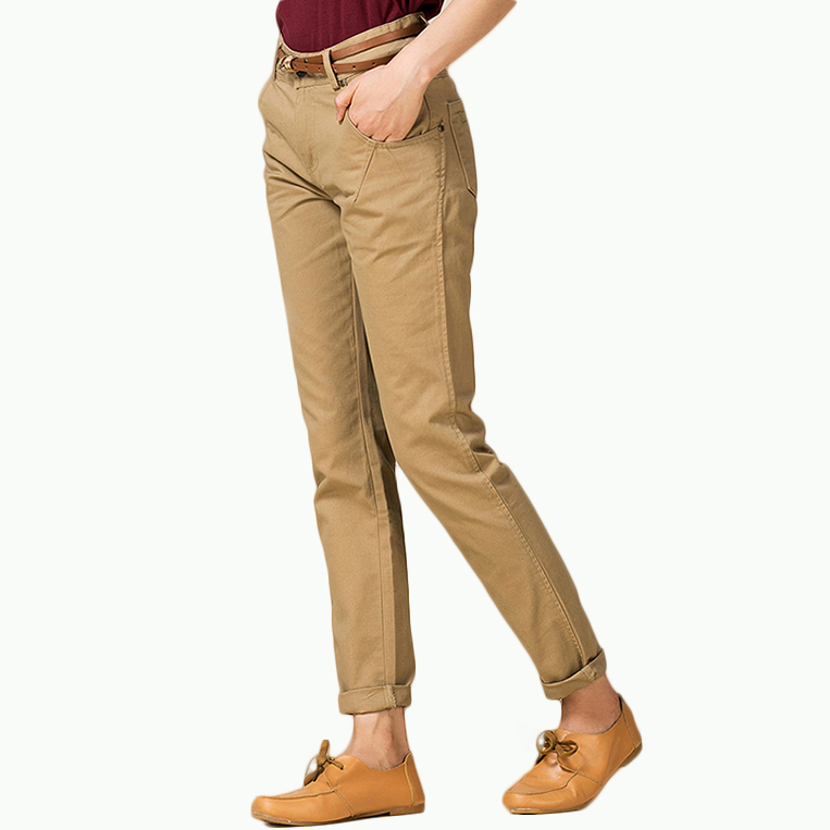Perfect Old Navy Ultraflared Perfect Khakis In Khaki  Lyst