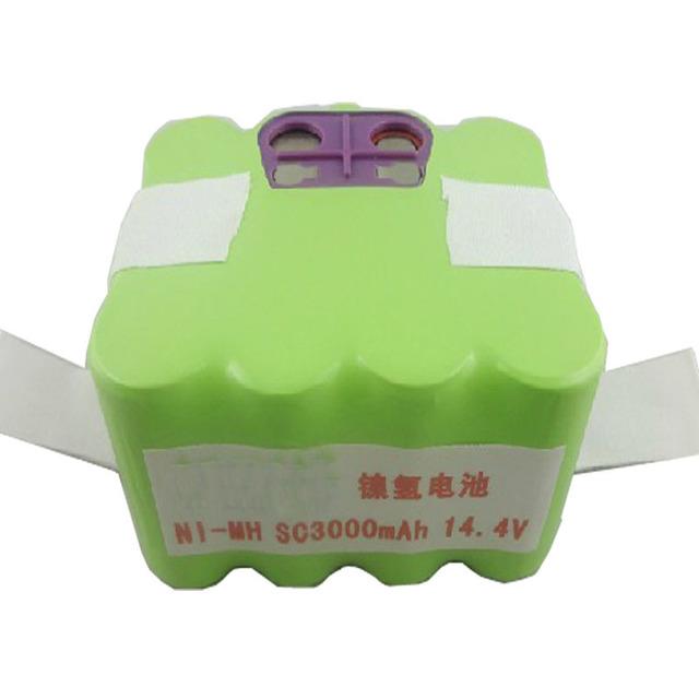 Ni-MH battery for YX-Ni-MH-022144, NS3000D03X3 SAMBA XR210 CleanTouch 3000mah