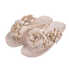 Splendid Summer Bohemia Style Women s Sandals Fashion Flat Heel Flip Flops Beach Slippers Female Shoes