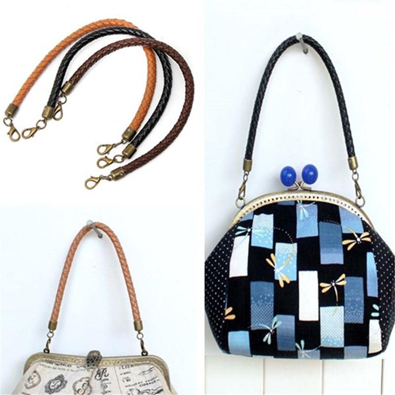 New Design Shoulder Bags Belt Handle DIY Replacement Handbag Strap 2 Colors Accessories 2015(China (Mainland))