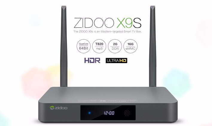 ZIDOO X9S 1