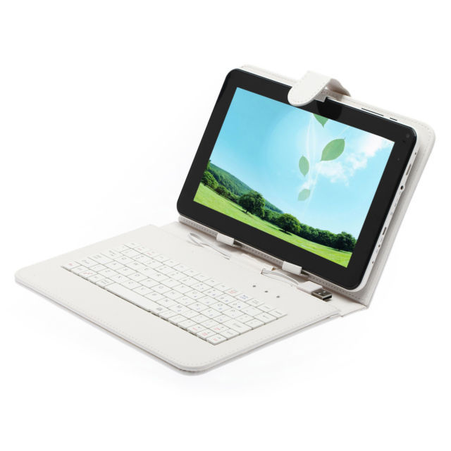 """Free Shipping Gift 8GB Boda Tablet PC Android 4.2 9"""" inch Big Q88 Dual Core A23 960*640 HD w/ White Keyboard(China (Mainland))"""