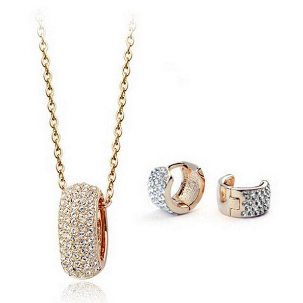 Buy fashion austria crystal bridal for Buying jewelry on aliexpress