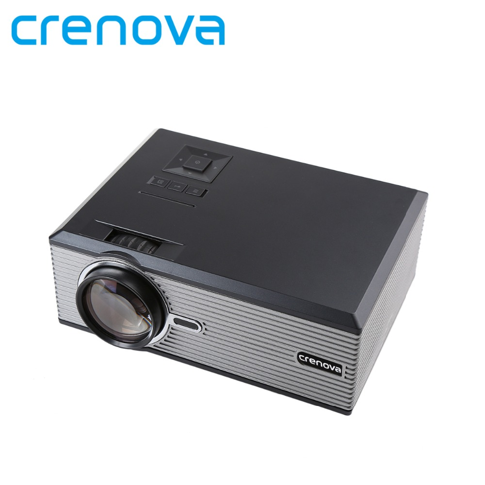 Crenova XPE470 Mini Projector Full HD 1080P Home theater projecting camera LED home Multimedia Video With Long Life 30000 Hours(China (Mainland))