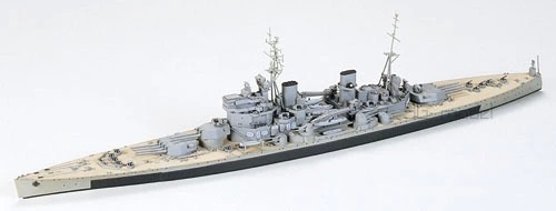 Здесь продается  Tamiya model 77525 World War II warship ship assembled British battleship King George V  30cm long  Игрушки и Хобби