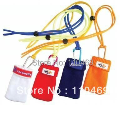 Lanyard with mobile phone sock lanyard with mobile phone holder mobile phone pouch mobile phone lanyard escrow accepted(China (Mainland))