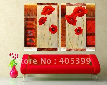 Free Shipping !!!    Abstract Oil Painting On Canvas 100% Hand Painted Painting C006