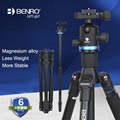 Benro IF18 Professional Tripod Aluminum Alloy Flexible Bracket For Canon Nikon Baino Tripod SONY SLR Camera