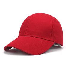 Yaz Çocuklar Katı Renk Çocuk Snapback Kapaklar beyzbol şapkası Bahar Hip Hop Erkek Kız Bebek Şapka Için 3-8 yaşında Yeşil 2019(China)