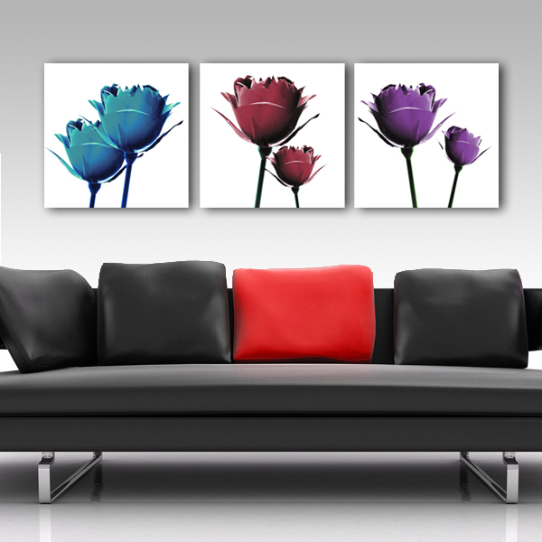 (PT363-Small Paint  No Frame) chinese Panels home canvas Modern Abstract Painting garden kitchen usa(China (Mainland))
