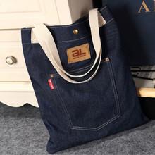 Новых женщин Способа сумка почтальона сумочки известная марка сумки джинсы леди плечо мешок старинных большие Повседневная tote мешки(China (Mainland))