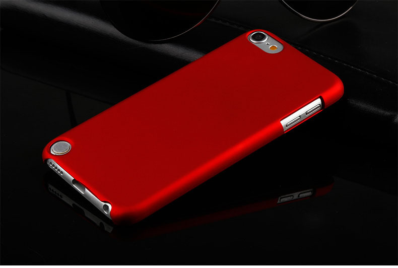 Ultra Thin Matte Slim PC hard Cover Protective Back Case for iPod touch 5(China (Mainland))