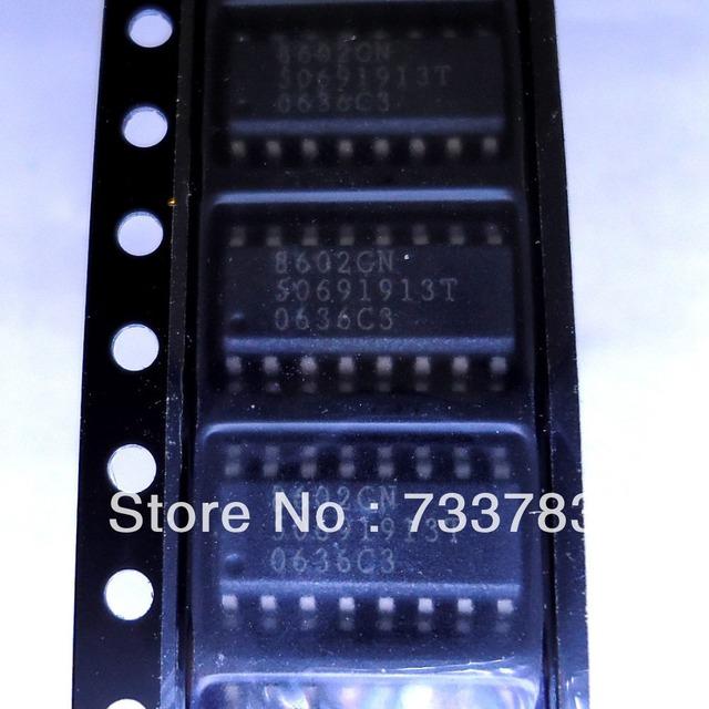 MICRO  OZ8602GN   8602GN  OZ8602  Power management chip