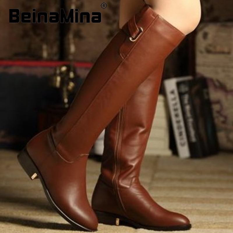 Size 35-43 Winter Warm Over Knee Fur High Heel Boots Women Fashion Snow Shoes Footwear Boots R1494(China (Mainland))