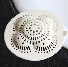 Over 3694 slot drain hair filter flower shape shape hair drain drainage filter 34g(China (Mainland))