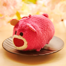 Tsum Tsum Mini Plush Toy Doll Inside Out  Baymax Mickey Minnie Mouse Zootopia Tsum Tsum Collection(China (Mainland))