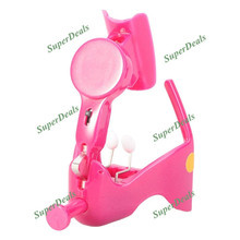 Electronic Beautiful Nose Up Nose Lifter clip Massager Beauty Equipment Re shaping Device Rosy Free shipping