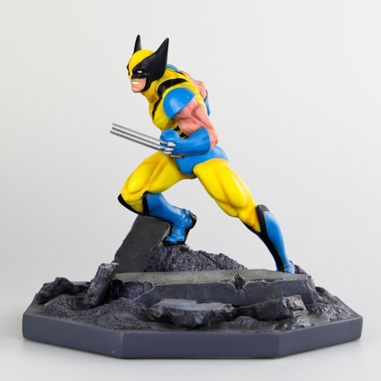 figurine resine wolverine